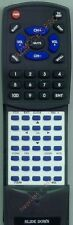 Replacement Remote for APEX DT250A, DT250, DT250RM, DT504, DT502A