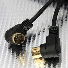Kenwood Clarion Eclipse 5M Cd Changer Cord Cable 13 Pin Din To 13 Pin Din