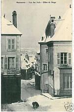 CARTOLINA d'Epoca: JUDAICA postcard : SANCERRE FRANCE