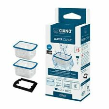 CIANO Water Clear Filter Media Cartridge S Small for Cf20 Cf40 Cfstone40