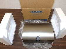 New High Velocity Automatic Wall Hand Dryer, Stainless Steel, 120V