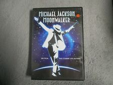 "DVD ""MOONWALKER"" Michael JACKSON"