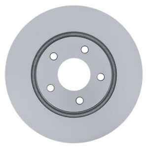 Disc Brake Rotor-Element3; Coated Rotor Front Raybestos 580184FZN