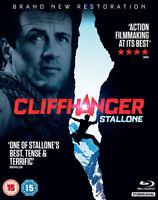 Cliffhanger Blu-Ray (2018) Sylvester Stallone, Harlin (DIR) cert 15 ***NEW***