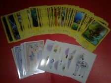 LOT OF 55 BELLA SARA SUNFLOWERS SERIES 11 CARDS COMPLETE SET