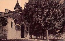 Ohio postcard Troy, Cemetery View