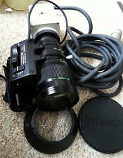 Fujinon Crux A12x10BRM-28 1:1.7/10-120mm Lens & Sony DXC-750MD 3 CCD