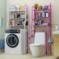 Bathroom Storage Floor Stand Shelf Floor Toilet Washbasin Washing Machine Toilet