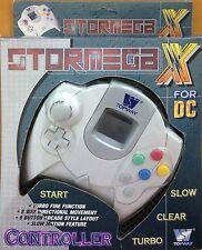 Brand New Dreamcast Stormega X Pad Controller *US Seller