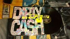 "Adventures Of Stevie V - Dirty Cash 12"" Vinyl 1989 - Old Skool House Anthem"