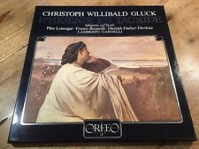 3 LP BOX Orfeo S 052833 F Lorengar Bonisolli Gardelli GLUCK Iphigenie en Tauride