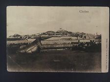 1907 San Francisco USA PPC Postcard Cover View of Chefoo China
