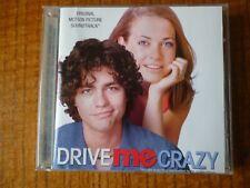 CD ALBUM - DRIVE ME CRAZY - Original Motion Picture S/Track