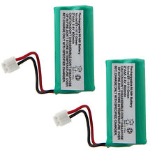 2pcs 800mAh Cordless Phone Battery for AT&T BT18433 BT184342 BT28433 BT284342