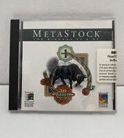 Metastock For Windows 95 & NT Setup CD