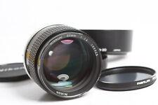 Nikon Nikkor 1,4/85 AiS Lens lichtstarkes Portraitobjektiv