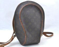 Authentic Louis Vuitton Monogram Ellipse Sac A Dos Backpack M51125 LV A0363