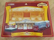 Corgi 1/50 Scale Model Foden Truck & Caravan 31012 - Mickey Kiely Boxing set