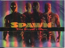 Spawn The Movie The Devils Own Chase Card 1/1 Holofoil