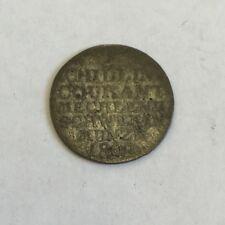 Gli Stati Tedeschi Argento Anticato Meclemburgo Schwerin 1 SCELLINO 1802 MONETA
