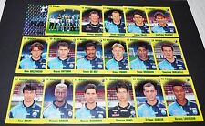 LE HAVRE AC HAC DESCHASEAUX COMPLETE PANINI FOOT 98 FOOTBALL 1997-1998