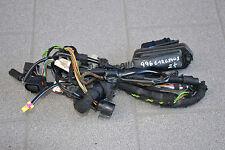 Porsche 911 996 Cabrio Kabelbaum Kabel Tür links Door Cable Harness 99661263403