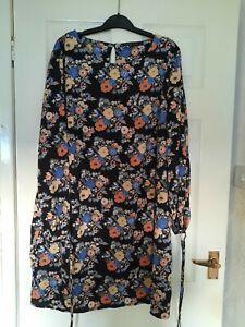 Floral Dress Size XL/20