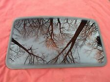 AFTERMARKET WEBASTO SOLAIRE MODEL 4300 SUNROOF GLASS PANEL FREE SHIPPING!