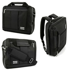Black Laptop Messenger Backpack Bag for Acer Predator 17 X GX-791 G9-791 17.3