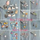 New Lovely Cute Cartoon Enamel Lapel Collar Pin Corsage Brooch Breastpin Jewelry