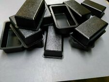 "Plastic Brick Paver Molds, 7 3/4"" x 4 7/8"" x 2 1/2"". Deep. Great Heavy Duty..."