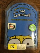 The Simpsons : Season 7 Limited Edition Box Marge Head