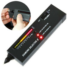 Portable Diamond Gem Tester Selector with Case Gemstone Platform Jeweler Tool
