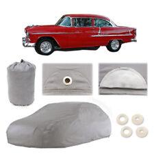 Chevy Bel Air Sedan 6 layer Car Cover Outdoor Water Proof Rain Snow Sun Dust