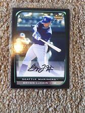 +++ BRYAN LAHAIR BOWMAN 2008 BASEBALL CARD #BDP45 - SEATTLE MARINERS +++