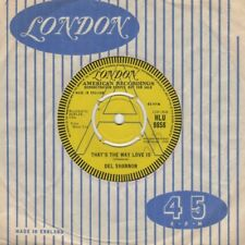Del Shannon That's The Way Love Is London Demo HLU 9858 Soul Northern Motown