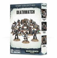 Start Collecting! Deathwatch - Warhammer 40k - Brand New! 70-39