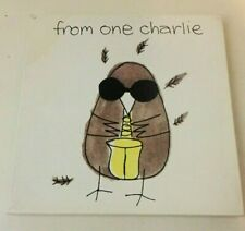 THE CHARLIE WATTS QUINTET From One Charlie Box Set with Signed Book - NU/MAL