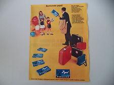 advertising Pubblicità 1967 BACI PERUGINA