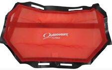 Outerwears Radiator Screen Red for Polaris RZR XP 1000 EPS LE 2014