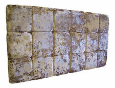Crushed Velvet Contemporary Headboards & Footboards