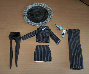 "Rush Hour Outfit for Coquette, Jacqui, Tiny Kitty other 10"" dolls"