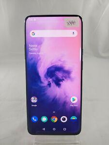 OnePlus 7 Pro GM1915 256GB T-Mobile GSM Unlocked Smartphone Cellphone Grey X499