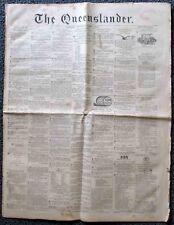 Queenslander. (Newspaper) 1867