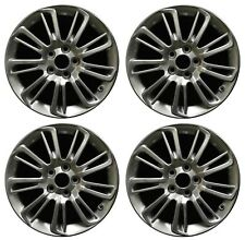 "17"" Toyota Camry 2015 2016 2017 Factory OEM Rim Wheel 75169 Liquid Metal Set"