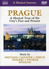 Musical Journey: Prague Musical Tour City's Past [New Dvd]