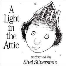 SHEL SILVERSTEIN : LIGHT IN THE ATTIC (CD) sealed