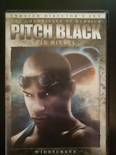 Pitch Black Dvd Unrated Director's Cut With Case & Cover Art Buy 2 Get 1 Free