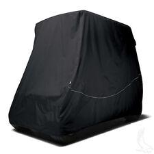 "Fairway Universal Golf Cart Heavy Duty Storage Cover 57""-61"" Black"