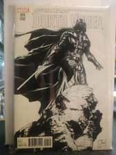 Star Wars Darth Vader #25 - Joe Quesada Black & White Variant